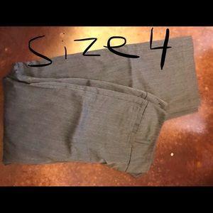 Woman's dress pants size 4